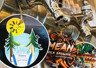 Rogue Hop Beers on Tap