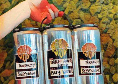 Rogue Hop Takeaway Beers